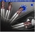 MStar Short Flute series High performance End Mills